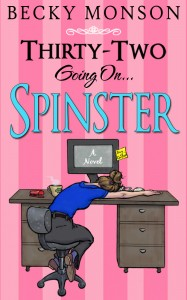 Spinster Cover - Amazon