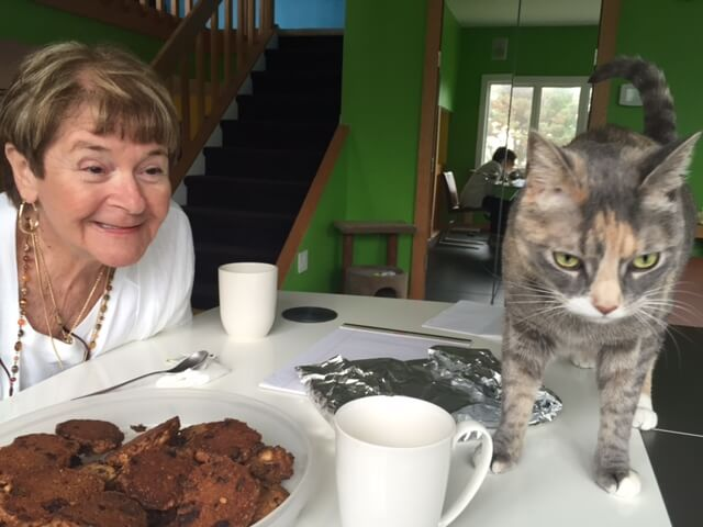 coffee with grandma